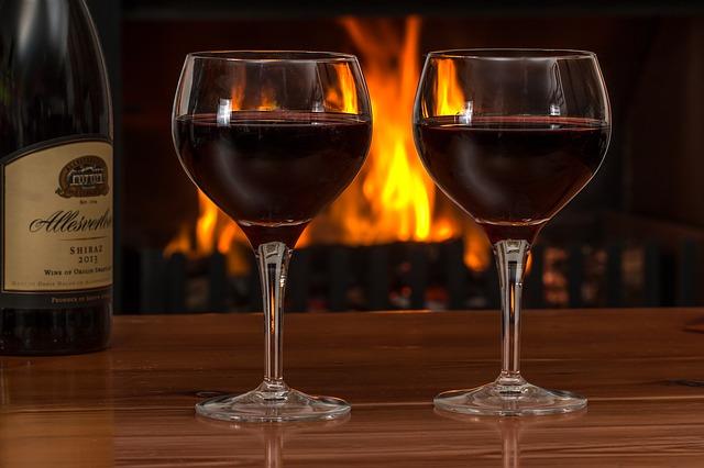 Lo saludable de una copa de vino