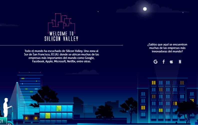 Descubre las empresas que están en Silicon Valley